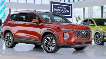 Hyundai Memorial Day Sales Event TV Spot, 'Kickoff to Summer' [T2] - Thumbnail 6