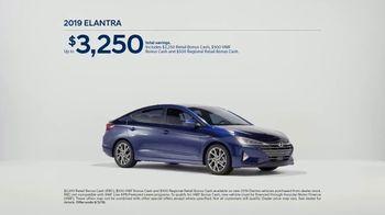 Hyundai Memorial Day Sales Event TV Spot, 'Kickoff to Summer' [T2] - Thumbnail 9