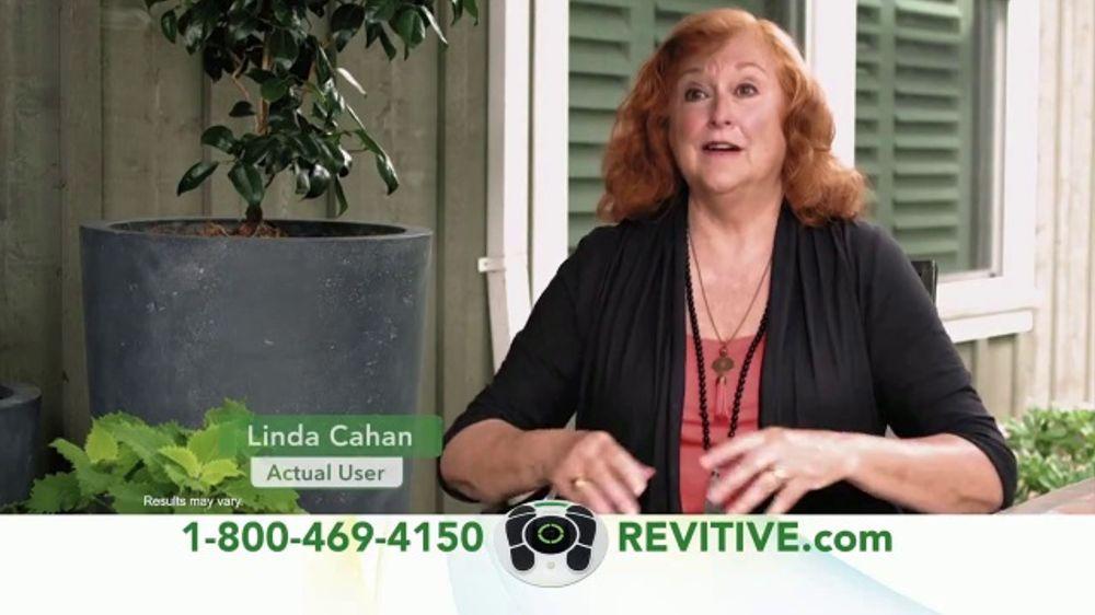 Revitive Medic TV Commercial, 'Drug-Free Circulation Booster'