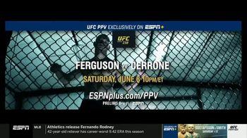 ESPN+ TV Spot, 'UFC 238: Ferguson vs. Cerrone' - Thumbnail 9