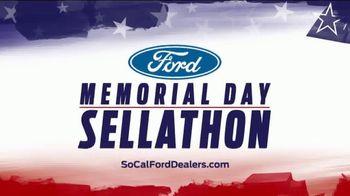 Ford Memorial Day Sellathon TV Spot, 'Don't Miss It: F-150 XLT' [T2] - Thumbnail 5