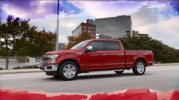 Ford Memorial Day Sellathon TV Spot, 'Don't Miss It: F-150 XLT' [T2] - Thumbnail 2