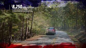 Ford Memorial Day Sellathon TV Spot, 'Don't Miss It: F-150 XLT' [T2] - Thumbnail 3