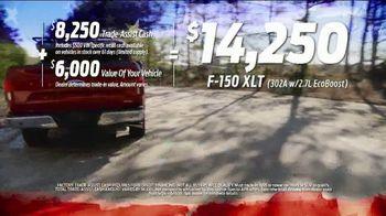 Ford Memorial Day Sellathon TV Spot, 'Don't Miss It: F-150 XLT' [T2] - Thumbnail 4