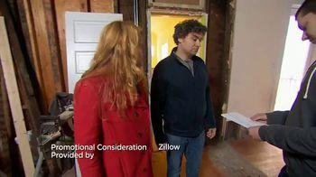 Zillow TV Spot, 'HGTV: Optimistic' - Thumbnail 4