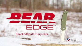 Bear & Son Cutlery TV Spot, 'Bear Edge 102' - Thumbnail 7
