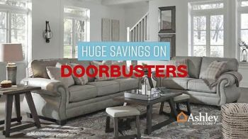 Ashley HomeStore Memorial Day Sale TV Spot, 'Extended: Doorbusters' Song by Midnight Riot - Thumbnail 3