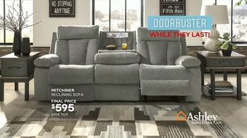 Ashley HomeStore Memorial Day Sale TV Spot, 'Extended: Doorbusters' Song by Midnight Riot - Thumbnail 5