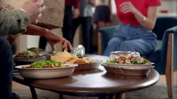 Chipotle Mexican Grill TV Spot, 'Perfect Time: Free Delivery' - Thumbnail 5