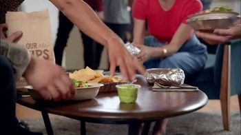 Chipotle Mexican Grill TV Spot, 'Perfect Time: Free Delivery' - Thumbnail 6