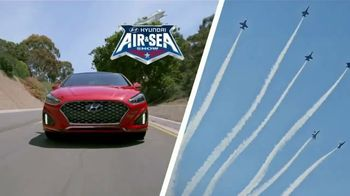 Hyundai Air & Sea Show Sales Event TV Spot, '2019 Elantra & Santa Fe' [T2] - Thumbnail 2