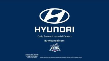 Hyundai Air & Sea Show Sales Event TV Spot, '2019 Elantra & Santa Fe' [T2] - Thumbnail 6