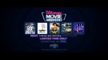 DIRECTV Cinema TV Spot, 'Ultimate Movie Weekend'