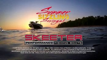 Skeeter Boats Sizzling Summer Savings TV Spot, 'Set the Standard' - Thumbnail 9