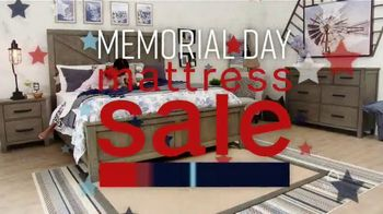 Ashley HomeStore Memorial Day Mattress Sale TV Spot, 'Final Days: Save up to $700' Song by Midnight Riot - Thumbnail 2