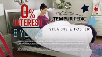Ashley HomeStore Memorial Day Mattress Sale TV Spot, 'Final Days: Save up to $700' Song by Midnight Riot - Thumbnail 6