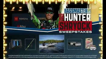 Bassmaster Sweepstakes TV Spot, 'Fishing Trip' - 25 commercial airings