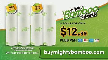 Mighty Bamboo Towels TV Spot, 'Reusable Kitchen Towel' - Thumbnail 9