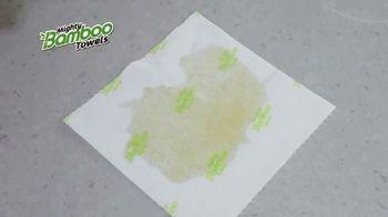 Mighty Bamboo Towels TV Spot, 'Reusable Kitchen Towel' - Thumbnail 2