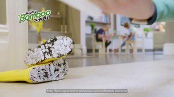 Mighty Bamboo Towels TV Spot, 'Reusable Kitchen Towel' - Thumbnail 7