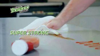 Mighty Bamboo Towels TV Spot, 'Reusable Kitchen Towel' - Thumbnail 8