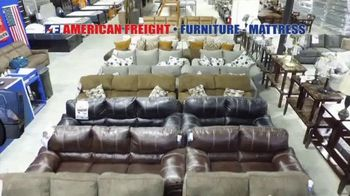 American Freight Lowest Prices of the Year TV Spot, 'Foam Mattress Sets' - Thumbnail 1