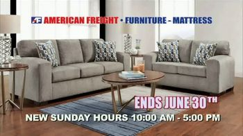 American Freight Lowest Prices of the Year TV Spot, 'Foam Mattress Sets' - Thumbnail 10