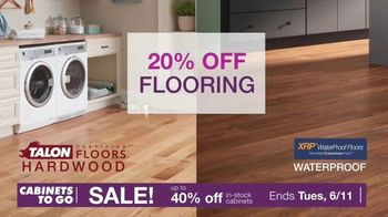 Cabinets To Go TV Spot, 'Cabinets & Flooring' - Thumbnail 4