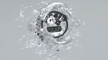 Casio G-Shock TV Spot, 'Water Resistant' - Thumbnail 5
