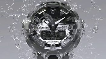 Casio G-Shock TV Spot, 'Water Resistant' - Thumbnail 6