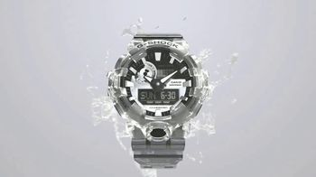 Casio G-Shock TV Spot, 'Water Resistant' - Thumbnail 8
