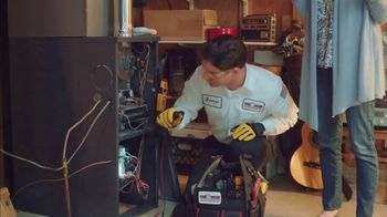 One Hour Heating & Air Conditioning TV Spot, 'Furnace Tune-Up: Lower Power Bill' - Thumbnail 3