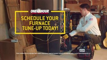 One Hour Heating & Air Conditioning TV Spot, 'Furnace Tune-Up: Lower Power Bill' - Thumbnail 9
