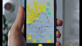 Post-it TV Spot, 'Brainstorm' - Thumbnail 7