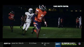 University of Virginia TV Spot, 'Virginia Cavaliers: We Go As One' - 1 commercial airings