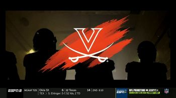 University of Virginia TV Spot, 'Virginia Cavaliers: We Go As One' - Thumbnail 5