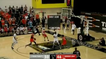 The Basketball Tournament TV Spot, '2019 Wintrust Arena' - Thumbnail 2