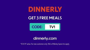 Dinnerly TV Spot, 'Delicious Dishes: Three Free Meals' - Thumbnail 9