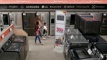 The Home Depot TV Spot, 'Upgrade Your Applicances: 35 Percent Off' - Thumbnail 4