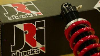 JRi Shocks TV Spot, 'High-Performing Shock Absorbers' Featuring Ray Evernham - Thumbnail 3