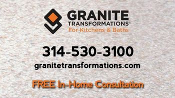 Granite Transformations TV Spot, 'Bring Your Kitchen Into This Decade' - Thumbnail 7