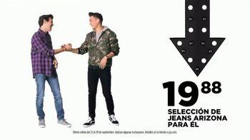JCPenney TV Spot, 'Precios más bajos de la temporada: jeans y toallas de baño' [Spanish] - Thumbnail 5