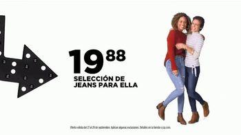 JCPenney TV Spot, 'Precios más bajos de la temporada: jeans y toallas de baño' [Spanish] - Thumbnail 6