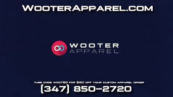 Wooter Apparel TV Spot, 'Custom Uniforms' - Thumbnail 1