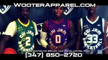 Wooter Apparel TV Spot, 'Custom Uniforms' - Thumbnail 9
