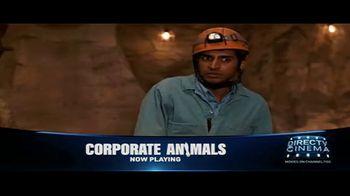 DIRECTV Cinema TV Spot, 'Corporate Animals' - Thumbnail 6