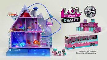 L.O.L. Surprise! Winter Disco Chalet TV Spot, '95 Surprises' - Thumbnail 9