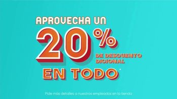 Big Lots Evento Amigos & Familia TV Spot, 'Vive en grande' [Spanish] - Thumbnail 2