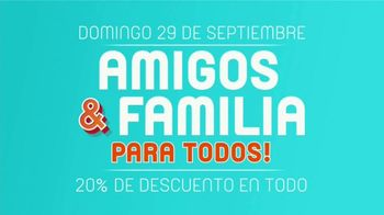 Big Lots Evento Amigos & Familia TV Spot, 'Vive en grande' [Spanish] - Thumbnail 5