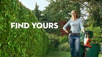 STIHL TV Spot, 'Real STIHL: AP Batteries' Song by Sacha James Collisson - 706 commercial airings